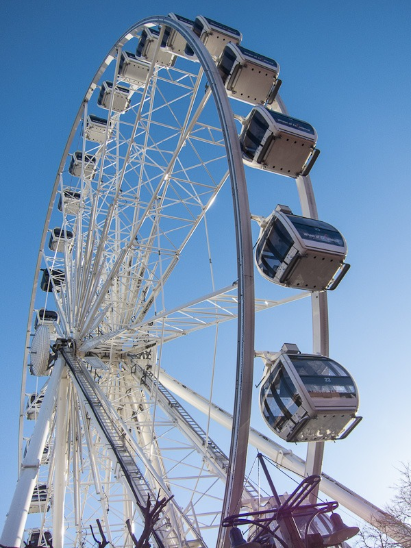 The Ferris Wheel (still there)