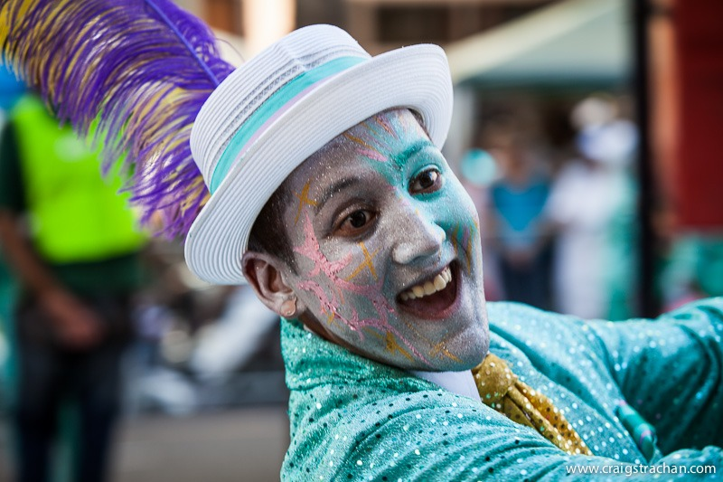 And here is #2 from the carnival in Cape Town