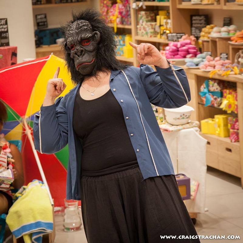 Lush Gorilla