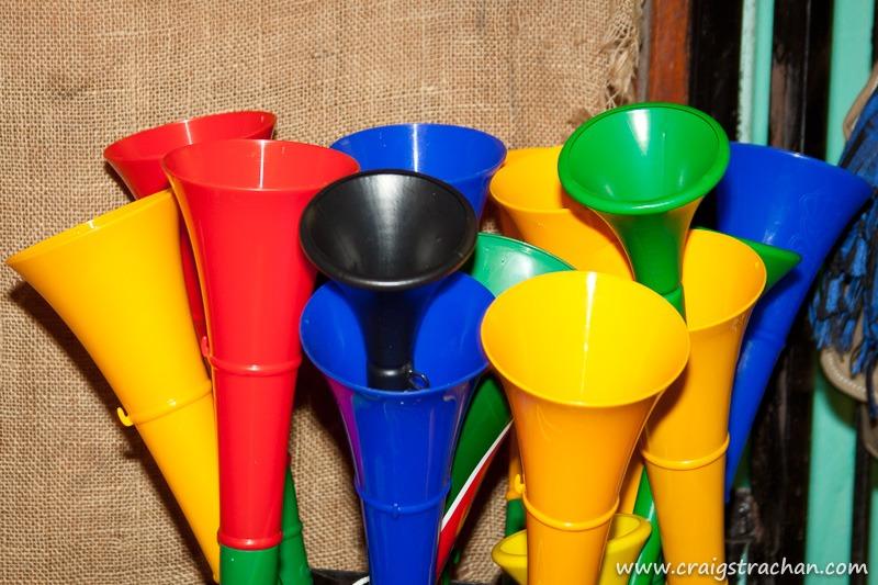 Cds 158 vuvuzelas
