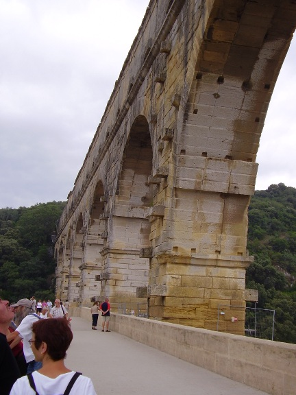 The Pont de Gard